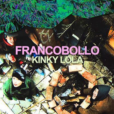 Francobollo - Kinky Lola