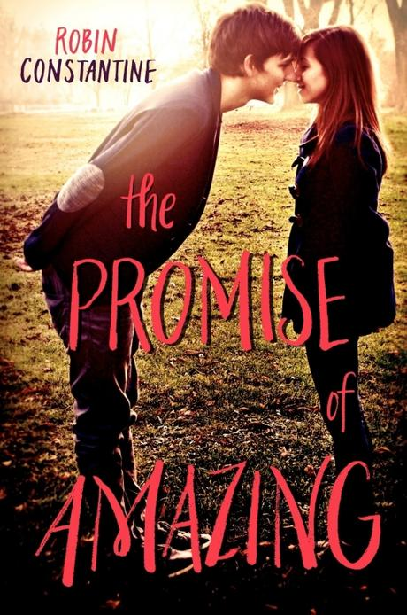 THE PROMISE OF AMAZING - UN LIVRE SURPRENANT