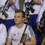 Alexis Raynaud, médaillé de bronze à Rio