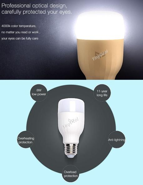 Smart LED Xiaomi tinydeal