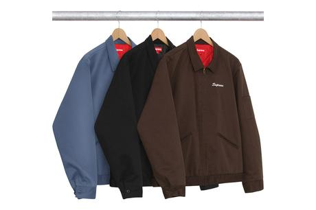 SUPREME – F/W 2016 COLLECTION