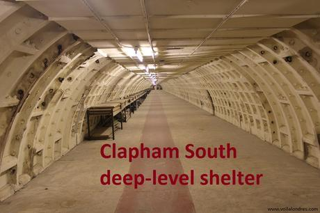 Clapham South Deep Level Shelter