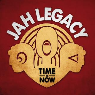 Jah Legacy - Time Is Now (Khanti Records)