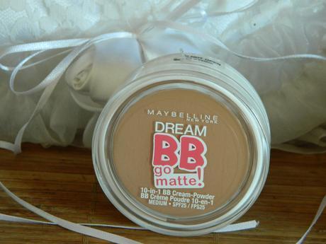 Dream BB Go Matte Gemey Maybelline