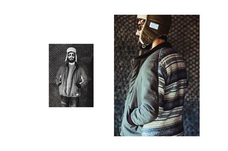 ROUGH AND RUGGED – F/W 2016 COLLECTION LOOKBOOK
