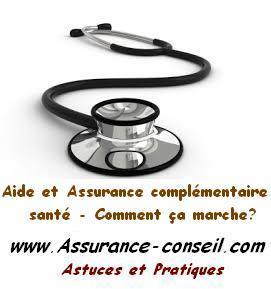 Aide et assurance complémentaire santé en France - Comment ça marche ?