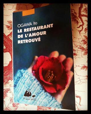 OGAWA Ito, Le Restaurant de l'amour retrouvé picquier