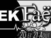 Dédicace Geek Faeries Return août stand Potterhead