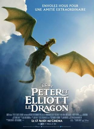 [Critique] PETER ET ELLIOTT LE DRAGON