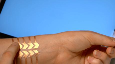 Ces tatouages vont transformer votre peau en TRACKPAD !