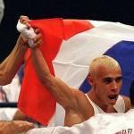 Rétro JO : Brahim Asloum, des poings en or