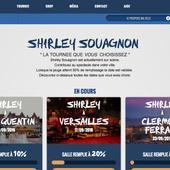 SHIRLEY SOUAGNON - LA TOURNEE QUE VOUS CHOISISSEZ