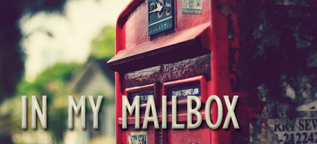 In My Mailbox #96 ( dimanche 21 aout 2016)