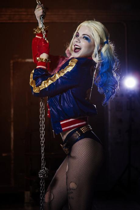 Cosplay – Suicide Squad – Harley Quinn #129