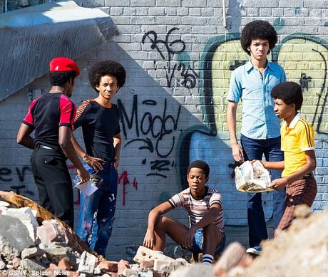 The Get Down (2016) : cacophonique