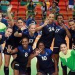 Handball féminin : cinquième journée à Rio