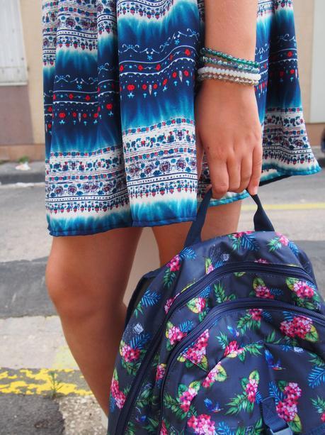 #Mode : Sur le chemin de l'école