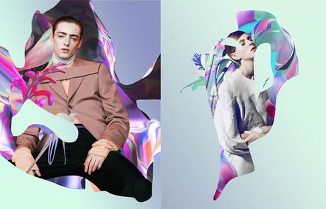 Art direction and fashion design by Irradié
