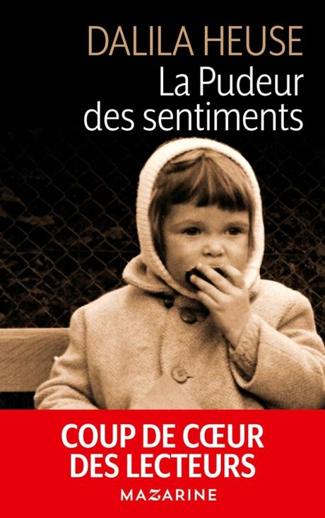 Couverture La Pudeur Des Sentiments