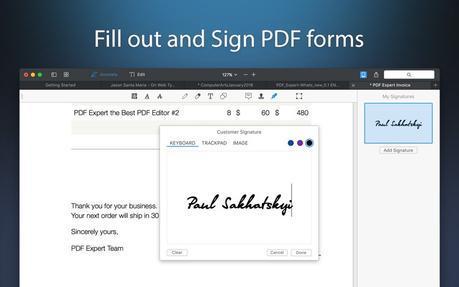 PDF Expert 2 de Readdle adopte le français