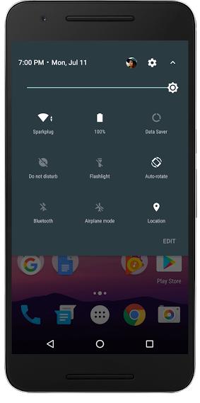 Google Android Nougat est disponible… pour certains appareils pour le moment