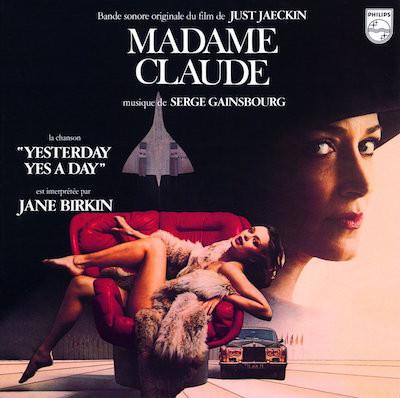 Gainsbourg & Sabar-Madame Claude-1977
