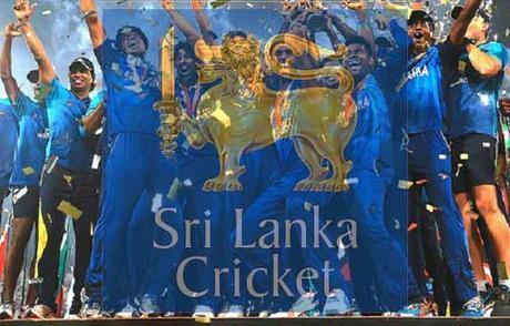 L'ĂŠquipe du Sri Lanka