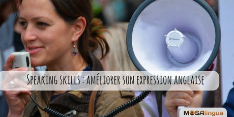 Améliorer son expression anglaise