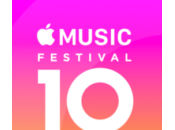 Apple Music Festival 2016 Londres dates sont connues