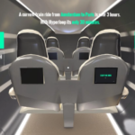 Hyperloop voyage Paris-Amsterdam réalité virtuelle iPhone