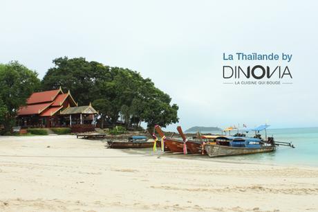 ♥ THAILANDE ♥ LA CUISINE QUI BOUGE