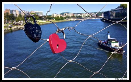 Love Lock : La Mue de la Belle Liégeoise