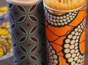 idées pour recycler boîtes Pringles