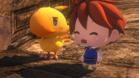 Nouveaux screenshots World of Final Fantasy PS4 PS Vita 1978