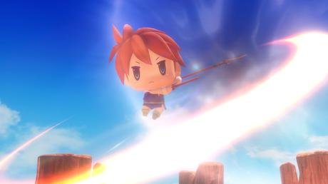 Nouveaux screenshots World of Final Fantasy PS4 PS Vita 17807