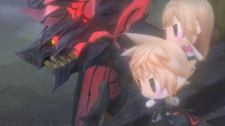 Nouveaux screenshots World of Final Fantasy PS4 PS Vita 3