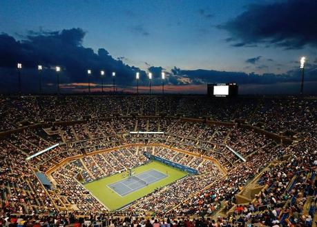 L'US Open de tennis, c'est…