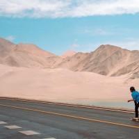 Découvrez ces endroits insolites qui font la part belle au skateboard