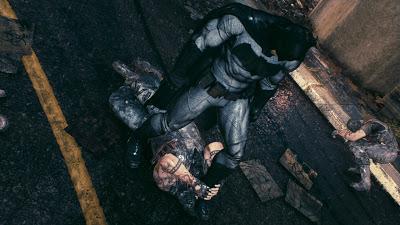 Mon jeu du moment: Batman Arkham Knight