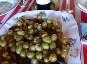 Foie gras frais poêlé raisins