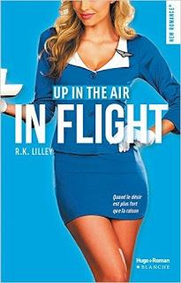 Up in the air saison 1 : In flight de R.K Lilley
