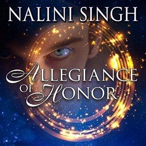 Psy-Changeling T.15 : Allegiance of Honour - Nalini Singh (VO)