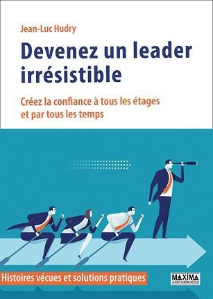 confiance, leader, manager