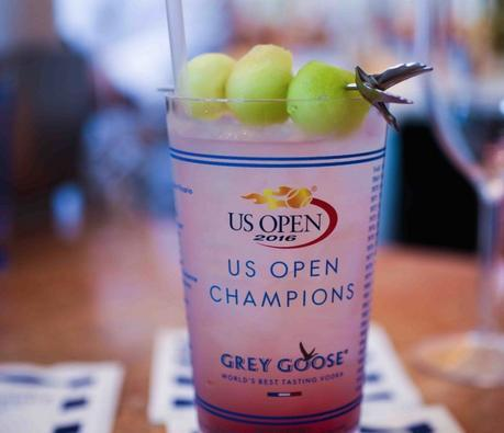 Que mange-t-on à l'US Open de tennis