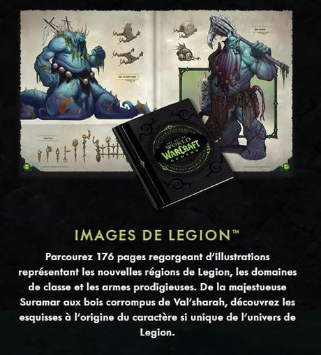 World of Warcraft Legion edition collector8
