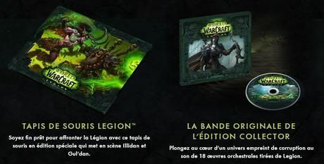 World of Warcraft Legion edition collector78