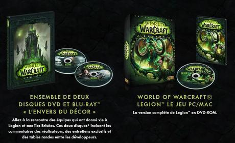 World of Warcraft Legion edition collector7