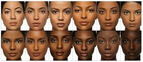 bronzage peau metisse