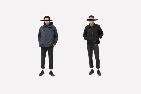 WTAPS – F/W 2016 COLLECTION LOOKBOOK