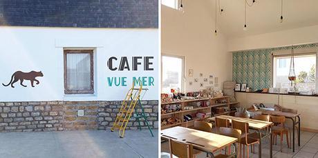 Atelier-cafÊ de Monsieur Papier dans le Finstère - Bretagne